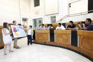 060413 visita alcaldes ecuatorianos